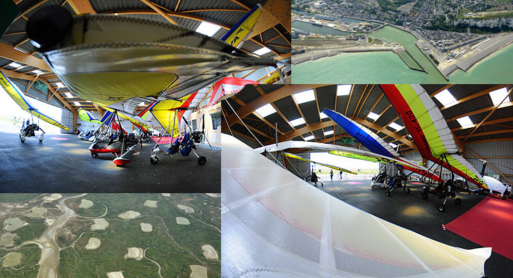 microlight-company-dieppe Normany