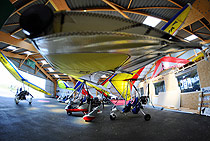 Microlights-in-normandy